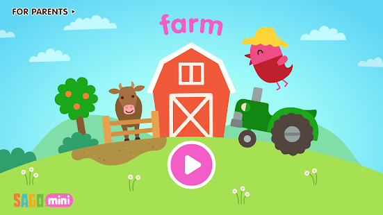 Sago Mini Farm - náhled