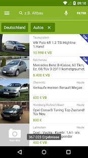 eBay Kleinanzeigen for Germany - screenshot thumbnail