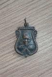 เหรียญหลวงพ่อแจ่ม วัดวังแดงเหนือ จ.อยุธยา ปี 2519
