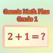 Genuis Math Plus Grade 1