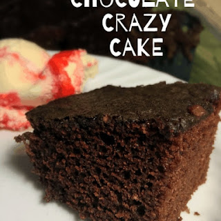 Amazing Chocolate Crazy Cake Recipe [No Egg No Milk]
