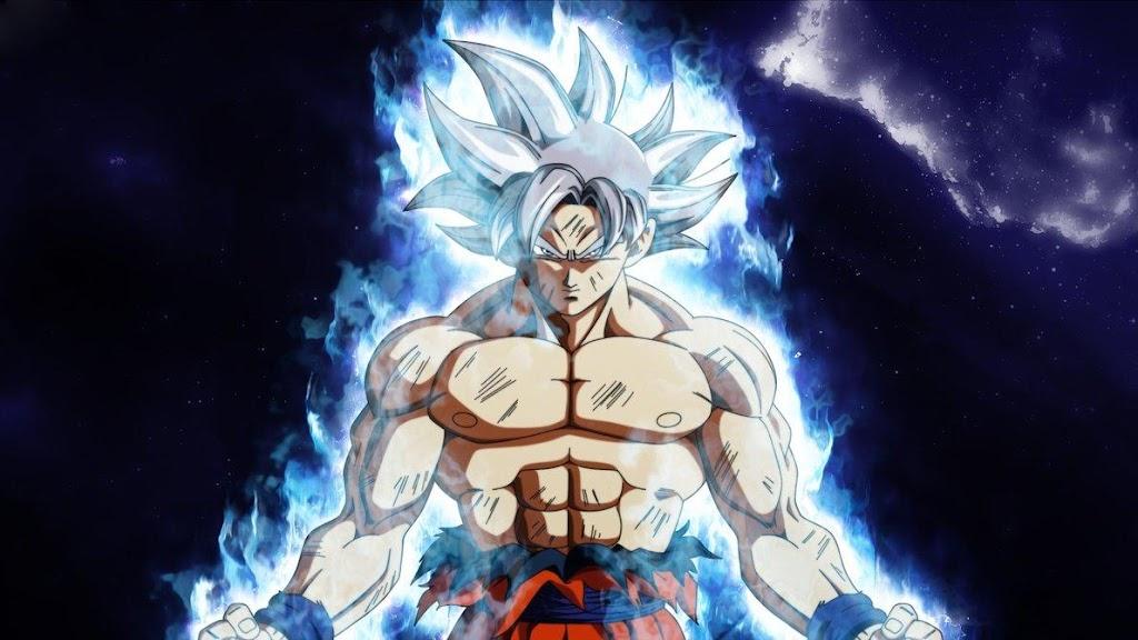 Download Goku Mastered Ultra Instinct Wallpaper Hd By