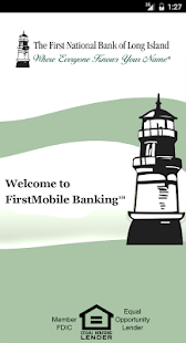FirstMobile Banking℠- screenshot thumbnail