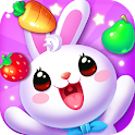 Fruit Bunny Mania icon