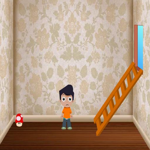 Small Boy Window Escape