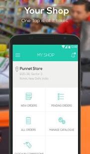 Parchuni My Shop screenshot