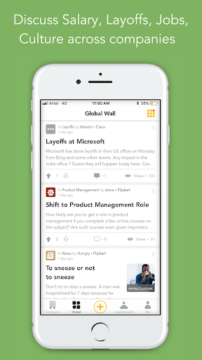 Hush - Real Office Talk 2.1.0 screenshots 3