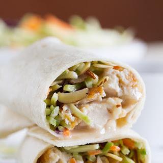 Chicken Coleslaw Wrap Recipes
