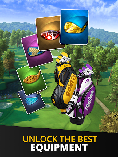 Ultimate Golf! android2mod screenshots 9