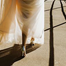 Wedding photographer Anya Mark (anyamrk). Photo of 22.09.2017