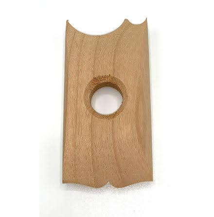 Drejsken i trä - mönster 8