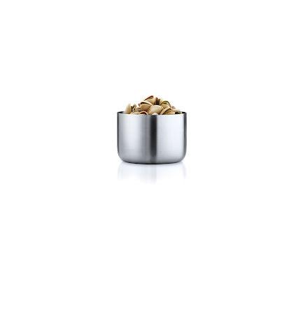 BASIC, Snacksskål 220 ml, Rostfritt stål
