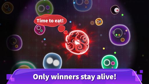 Plazmic! ud83euddeb Eat Me io Blob Cell Grow Game apkdebit screenshots 3
