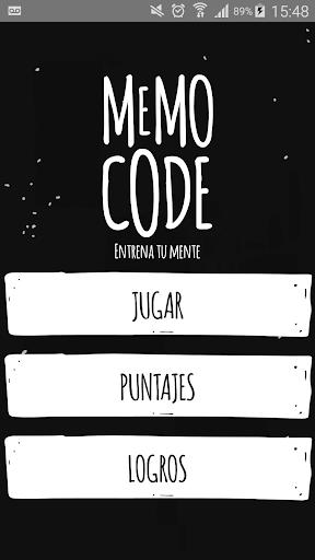 Memo Code - Entrena tu mente