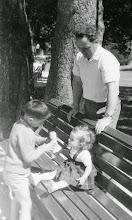 Photo: Christine und Conrad (Rumo)-1962