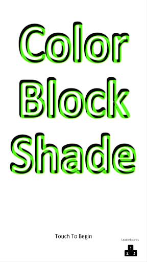 Color Block Shade