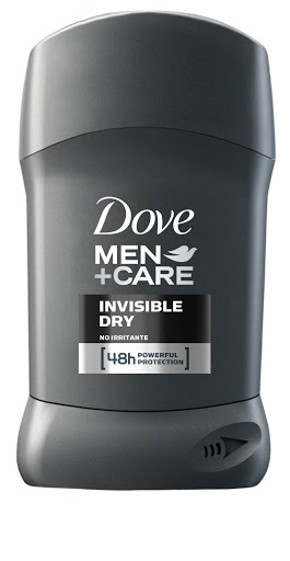 Desodorante Dove Barra Men Invisible Dry 50gr