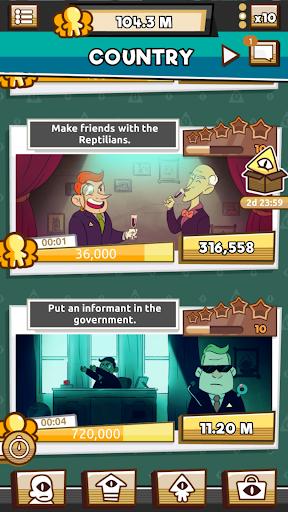 We Are Illuminati - Conspiracy Simulator Clicker apktram screenshots 6