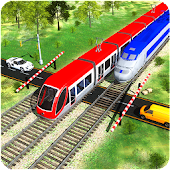 Train Racing Simulator 2017