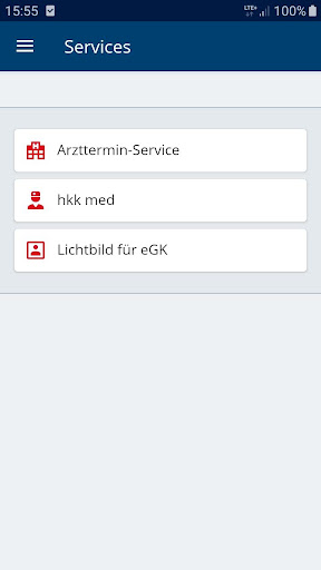 hkk Service-App screenshot 3