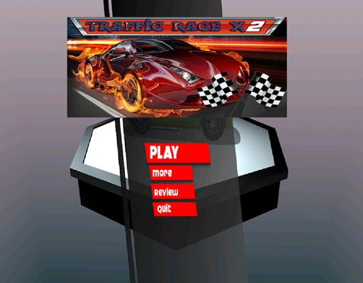 Traffic Race X2