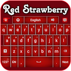 Red Strawberry Keyboard icon