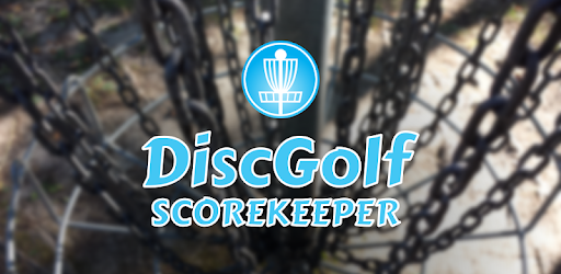 The most advanced scorekeeper for frisbee/disc golfers on Android phones