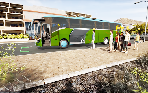 Bus Simulator Bus Coach Simulator Free 1.0.2 screenshots 1