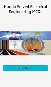 Handa Electrical Engineering MCQs App Download For Android 1