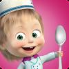 Masha: jeux de cuisine gratuit