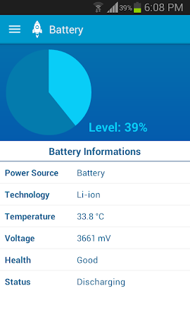 Speed Booster丨Cache Cleaner 1.1 screenshot 1084535