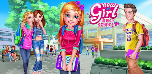 New Girl in High School for PC