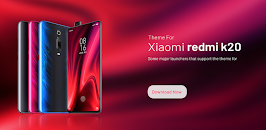 Download Xiaomi redmi K20 pro Launcher and Theme APK latest