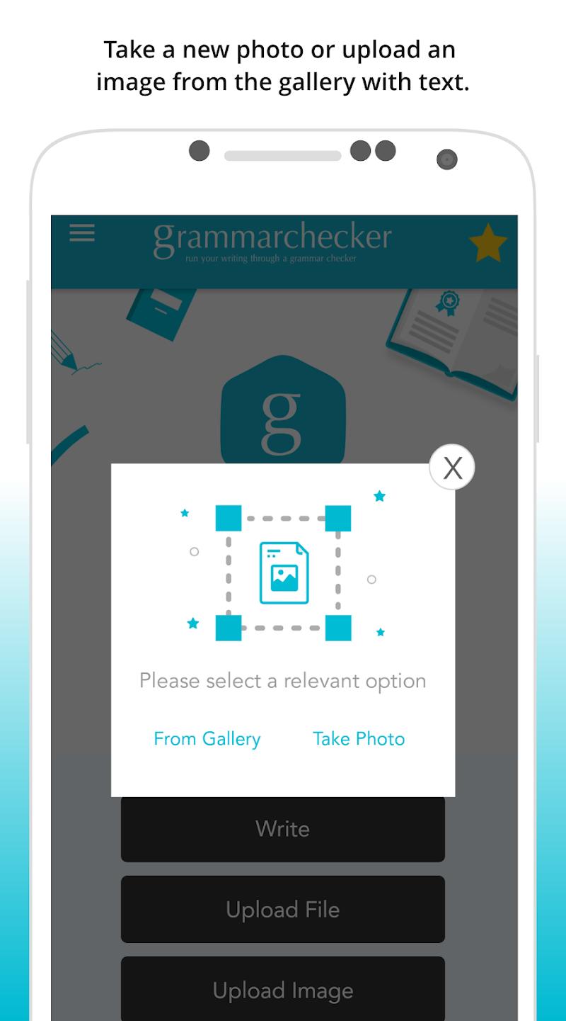 English Grammar Spell Check - Auto Correct Screenshot 3