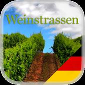 Weinstrassen Deutschland