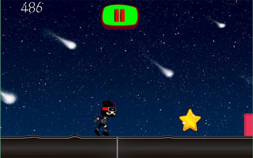 Crazy Ninja Game