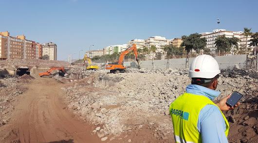 Grupo Parra, demoliciones con la mayor profesionalidad