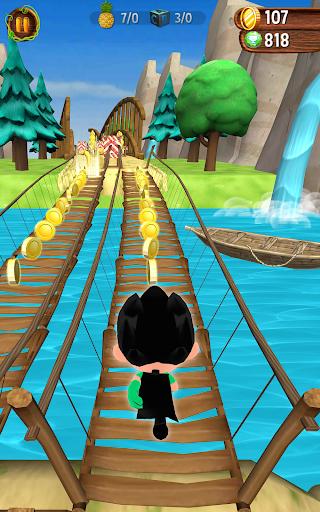 Jungle Titans Escape u2013 Go Teens Run android2mod screenshots 1
