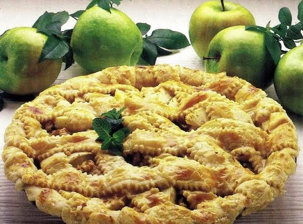 All-american Apple Pie Recipe