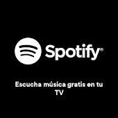 Spotify Music para Android TV