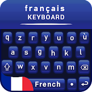 French Color Keyboard Theme, Français Clavier