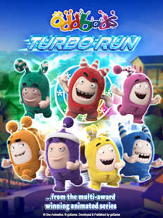 Oddbods Turbo Run 7