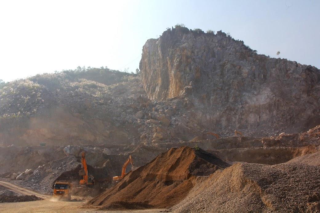 """Các doanh nghiệp khai thác khoáng sản nằm trong """"TOP"""" gây ô nhiễm môi trường lớn"""