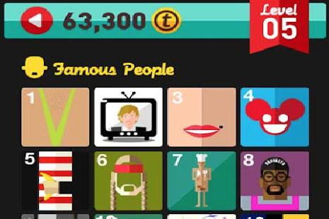 Guide for Icon Pop Quiz 2 - náhled