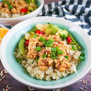 Ground Chicken Rice Recipes.