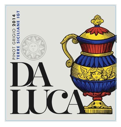 Logo for Da Luca Pinot Grigio