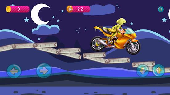 Nightmares in motorbike Go - náhled