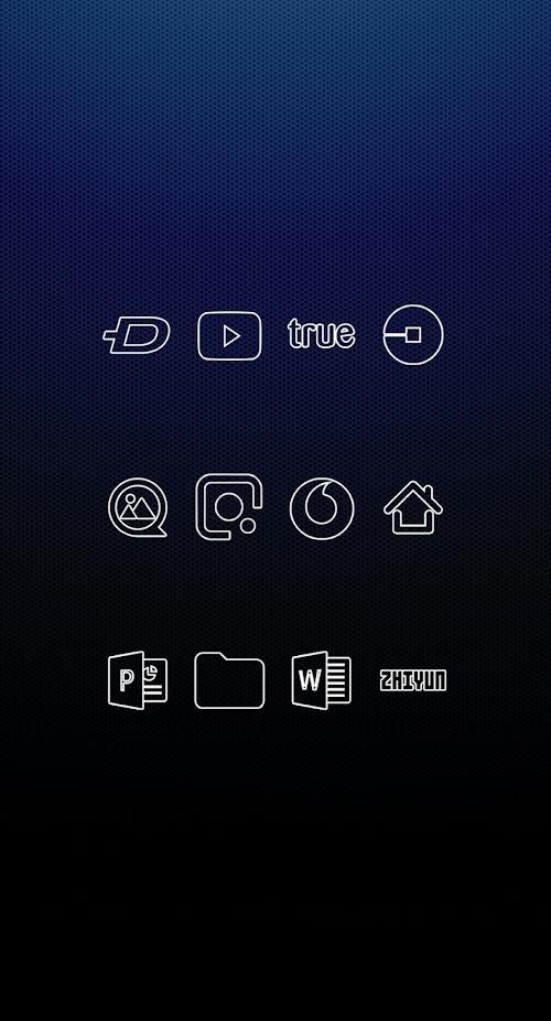 Screenshot 4 Fila - Icon Pack 5.0.2 APK PAID