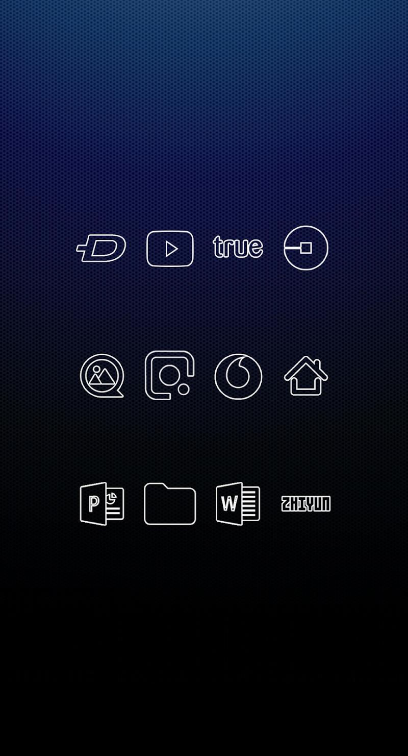 Fila - Icon Pack Screenshot 3