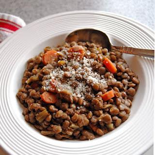 Smoky Lentil Stew Recipe